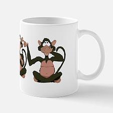 3 Monkeys! Mug
