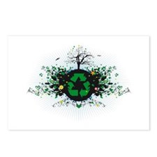 Nature Recycles Postcards (Package of 8)