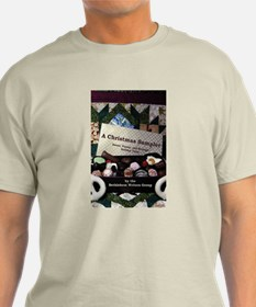 Christmas Book w/Authors Names T-Shirt