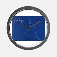 Snafu Zafus Wall Clock