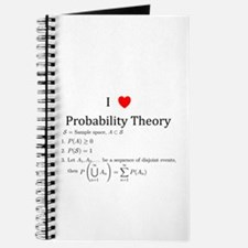 I Heart Probability Theory (with math) Journal