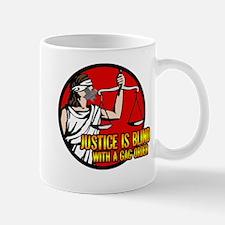 Justice is Blind Mug
