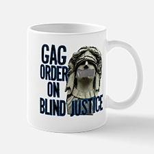 Blind Justice Mug