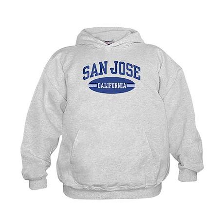San Jose Kids Hoodie