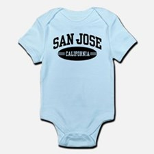 San Jose Infant Bodysuit