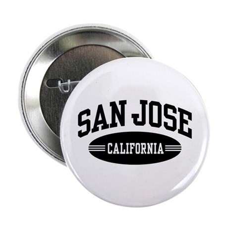 "San Jose 2.25"" Button"
