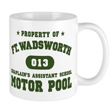 WadsworthGREEN2 Mugs