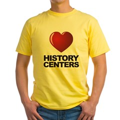 Love History Centers T