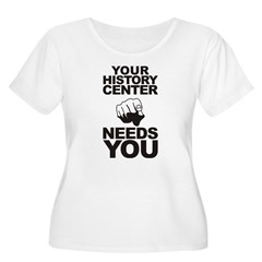 History Center Needs You T-Shirt