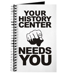 History Center Needs You Journal