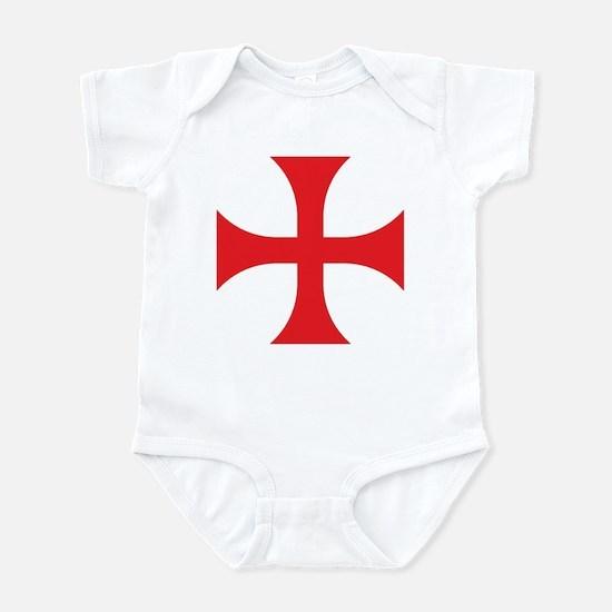 Knights Templar Infant Bodysuit