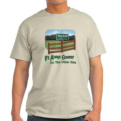 Humboldt County Light T-Shirt