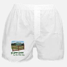 Humboldt County Boxer Shorts
