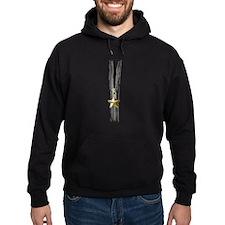 That Military Jacket Look In Hoodie