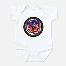 Cute Wwii military art Infant Bodysuit