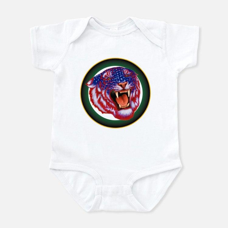 Cute Ww2 art Infant Bodysuit