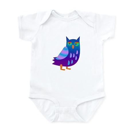 Funky Owl Body Suit