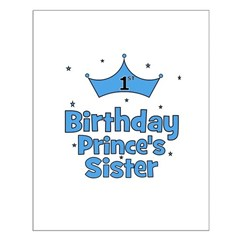 1st Birthday Prince's Sister! Posters