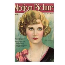 Esther Ralston 1928 Postcards (Package of 8)
