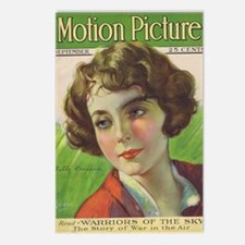 Betty Bronson 1927 Postcards (Package of 8)