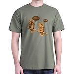 musical owls Dark T-Shirt