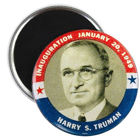 Harry Truman - Magnet