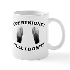 GotBunions Mugs