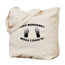 Cute Foot surgery Tote Bag