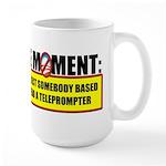 Teachable Moment Large Mug