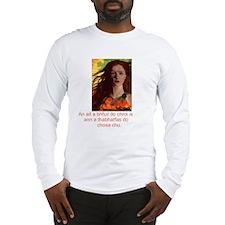 Celtic Irish Gaelic Long Sleeve T-Shirt