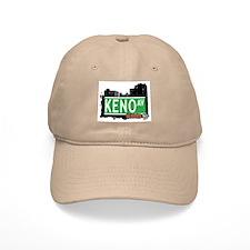 KENO AVENUE, QUEENS, NYC Baseball Cap
