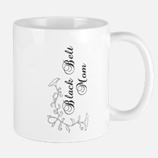Martial Arts Black Belt Mom Mug