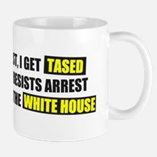Beer at the White House Mug