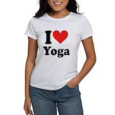 I Heart Yoga: Tee