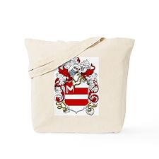 Beardsley Coat of Arms Tote Bag