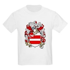 Beardsley Coat of Arms Kids T-Shirt