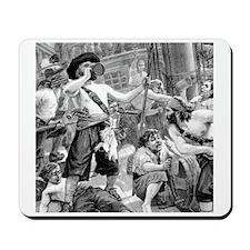 Pirate Revelry Mousepad