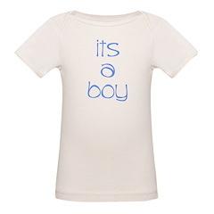 Its A Boy Tee
