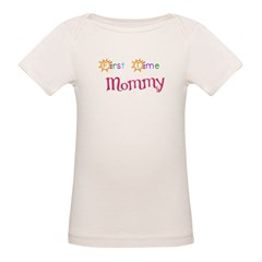 First Time Mommy Tee