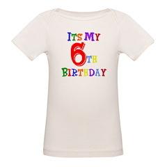 6th Birthday Tee