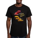 Speed Racer Men's Fitted T-Shirt (dark)