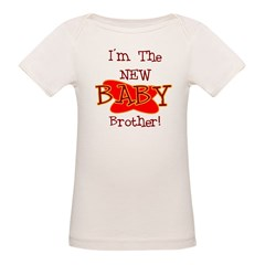 New Baby Brother Tee