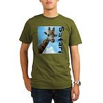 Safari Organic Men's T-Shirt (dark)