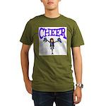 Cheer! Organic Men's T-Shirt (dark)