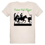 Future Polo Player Organic Kids T-Shirt