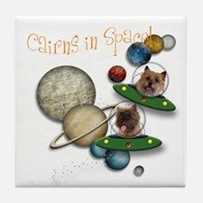 Cairns in Space Tile Coaster