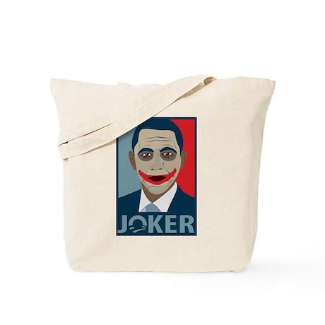 Anti-Obama Joker Tote Bag