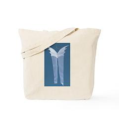 Long Powers Tote Bag