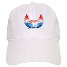 Winged Logo Baseball Cap