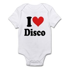 I Heart Disco: Infant Bodysuit
